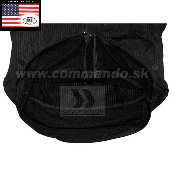 Termo-mikina TACTICAL - čierna  7e27df0c705