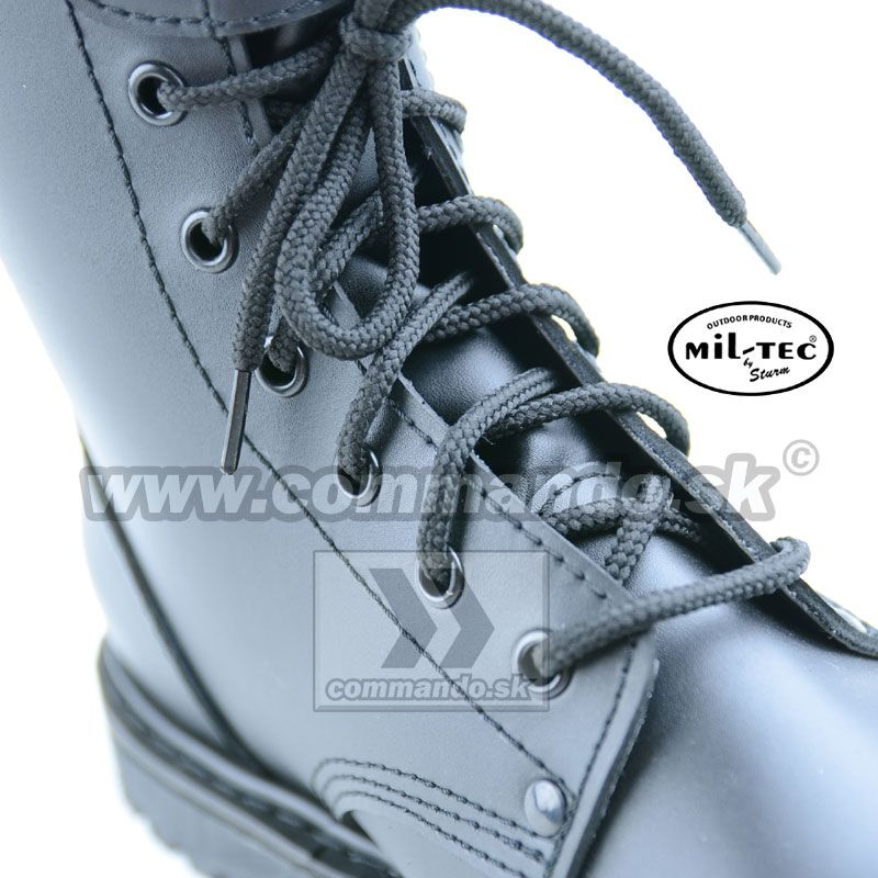 Vysoká vojenská obuv Francúzske