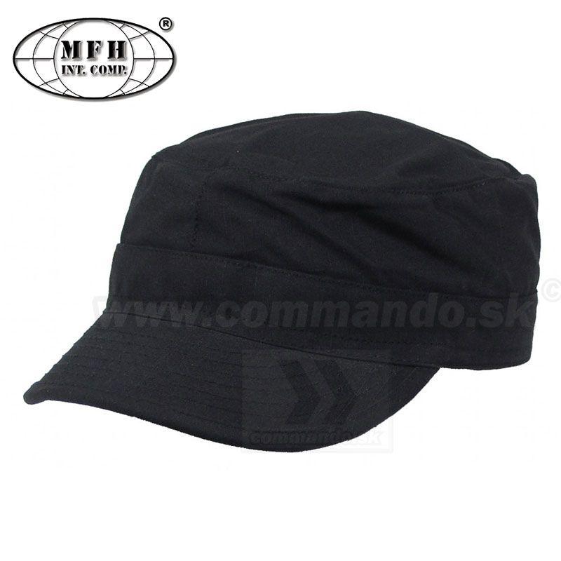 521a98507 Šiltovka US BDU RipStop - čierna | Commando.sk