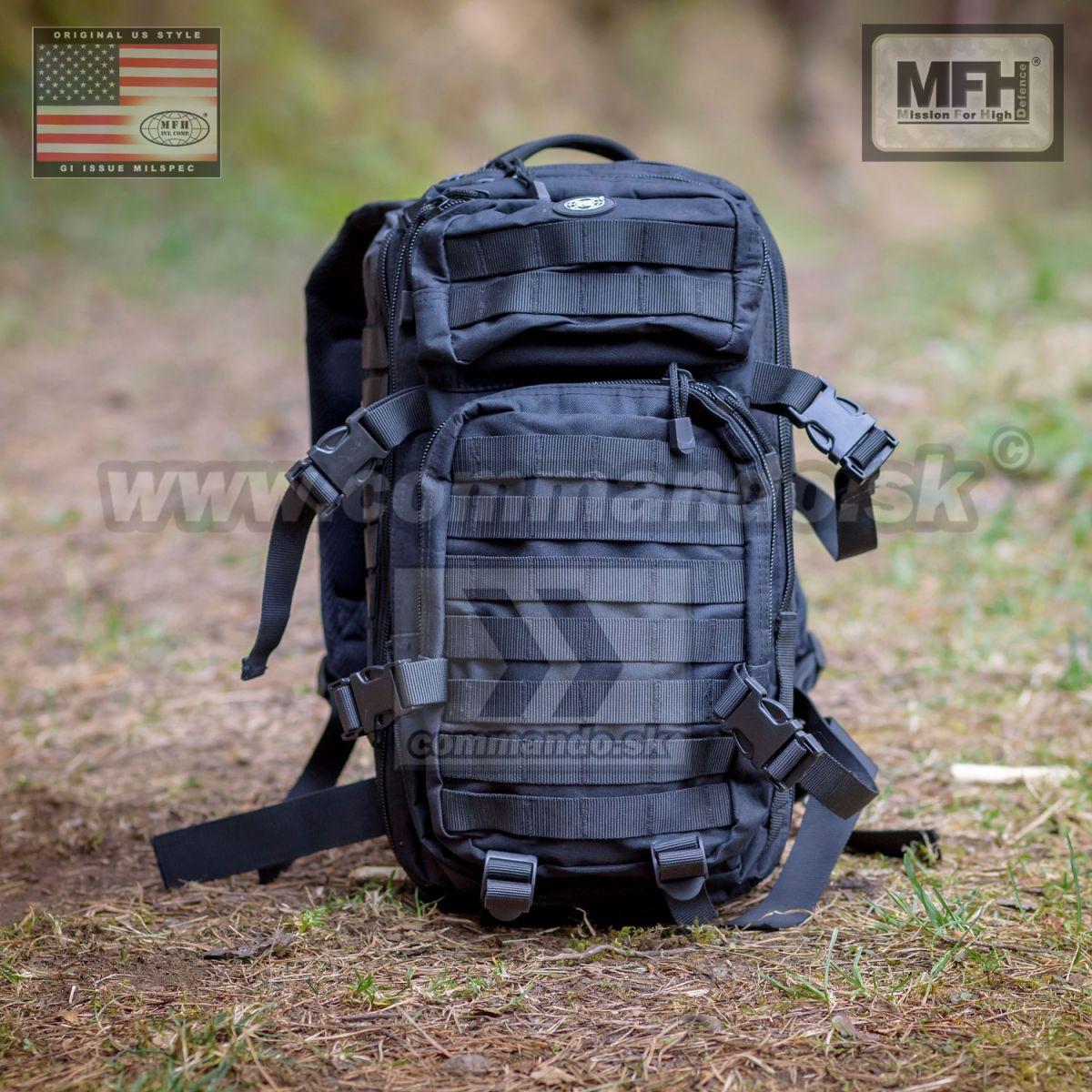 2e887538d3 US Batoh Assault 1 - black