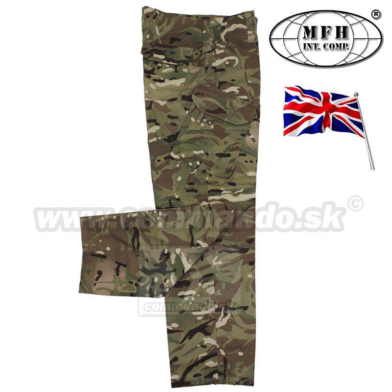 14f4e760a Britské nohavice originál - MTP Camo | Commando.sk