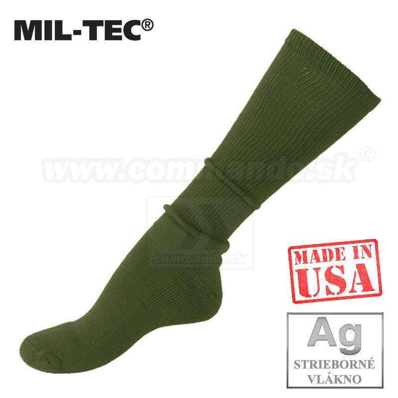 11e43e36f9e US originál vojenské ponožky so strieborným vláknom