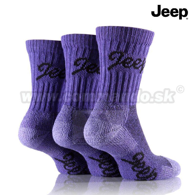 924148e7765 Jeep Thermo dámske turistické ponožky 3 páry