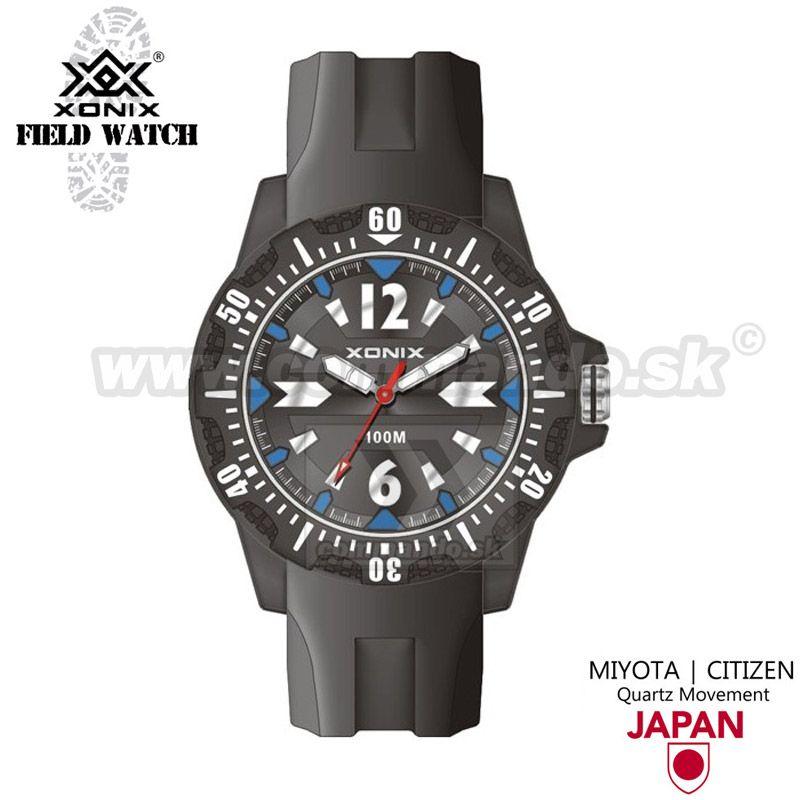 Náramkové hodinky XONIX UC 007 Gray  244ed8f3200