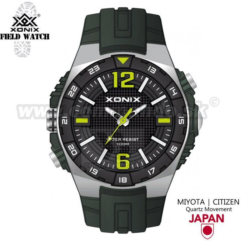 592a4fbbd3f Športové náramkové hodinky XONIX XJ 002