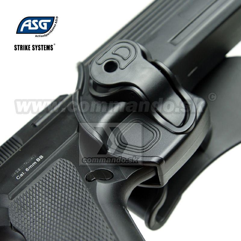 3e889bd34 ASG Strike Systems CZ 75 Compact Padlo Pravá strana púzdro Holster ...