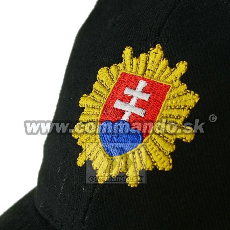 8ed1300c2 Polícia Čiapka čierna s výšivkou | Commando.sk