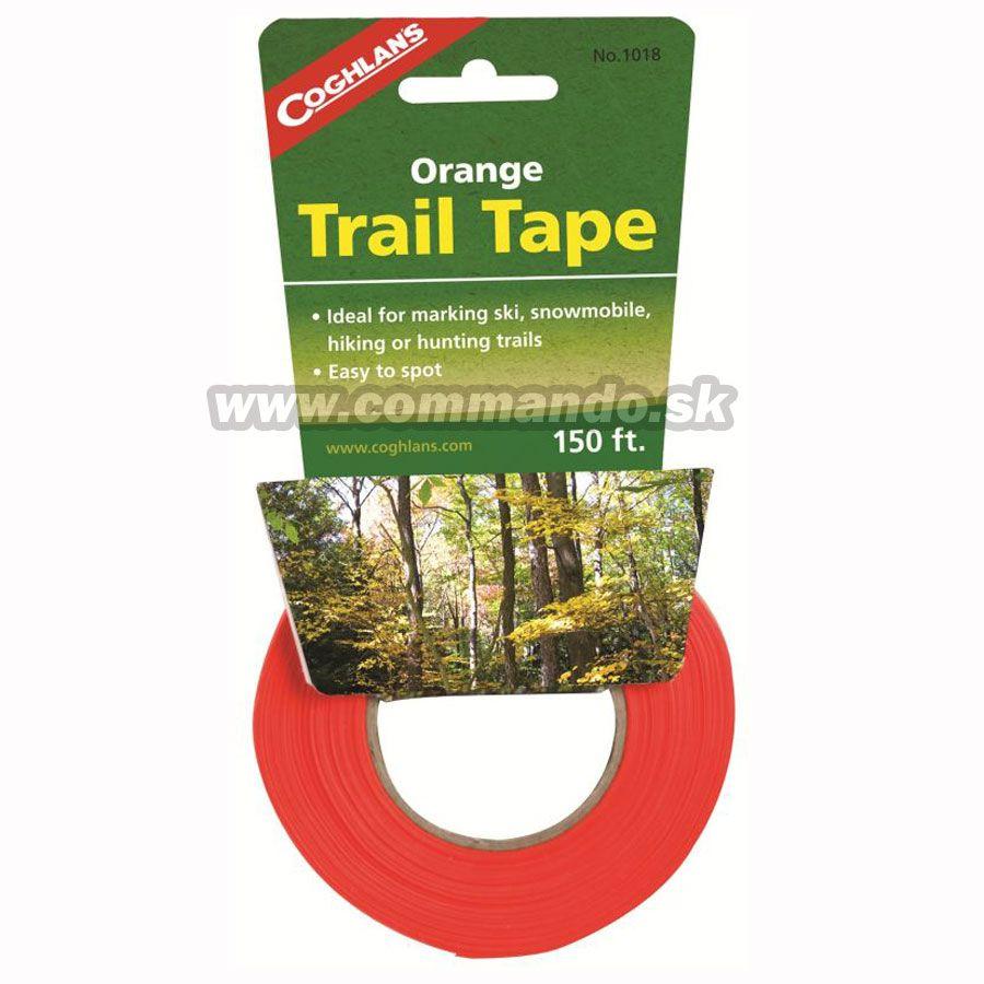 6bce33346 Coghlan´s Emergency Trail Tape Oranžová páska   Commando.sk