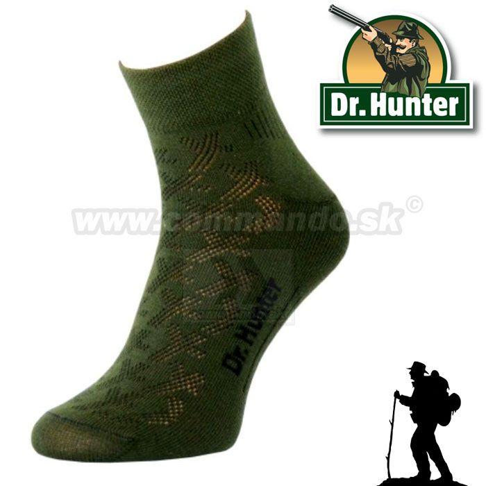 d5782d7e015 Dr Hunter Letné 3 4 členkové ponožky 2 páry