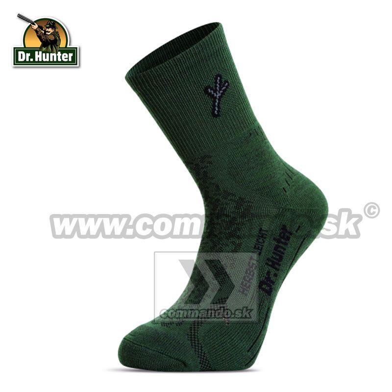 c7f1f7b1e5b Dr Hunter Herbst Leicht SOCKS DHHL Celoročné ponožky