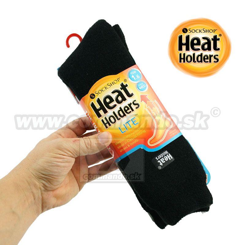 6e1117843e0 Heat Holders Lite Stredne hrubé ponožky
