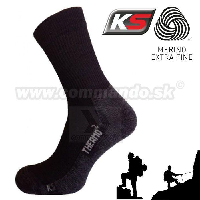 097b31b9f45 Extra Thermo funkčné ponožky s vlnou MERINO