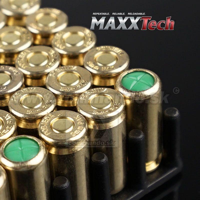 Poplašný náboj MAXTech Blank Cartidges P A K  50ks 9mm
