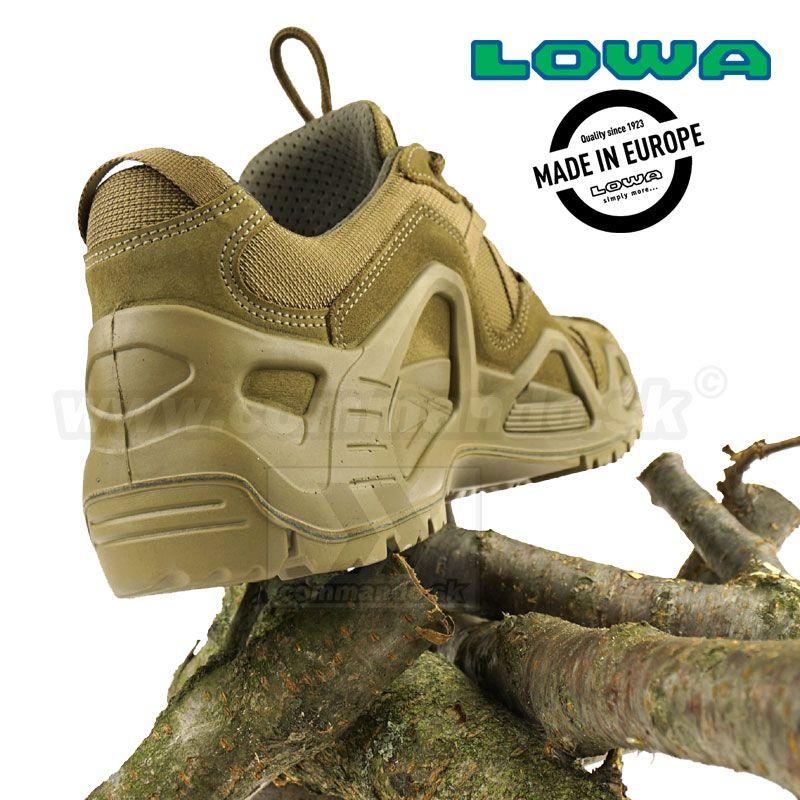 Taktická obuv LOWA ZEPHYR GTX Lo TF Coyote OP  9365bcb2e2