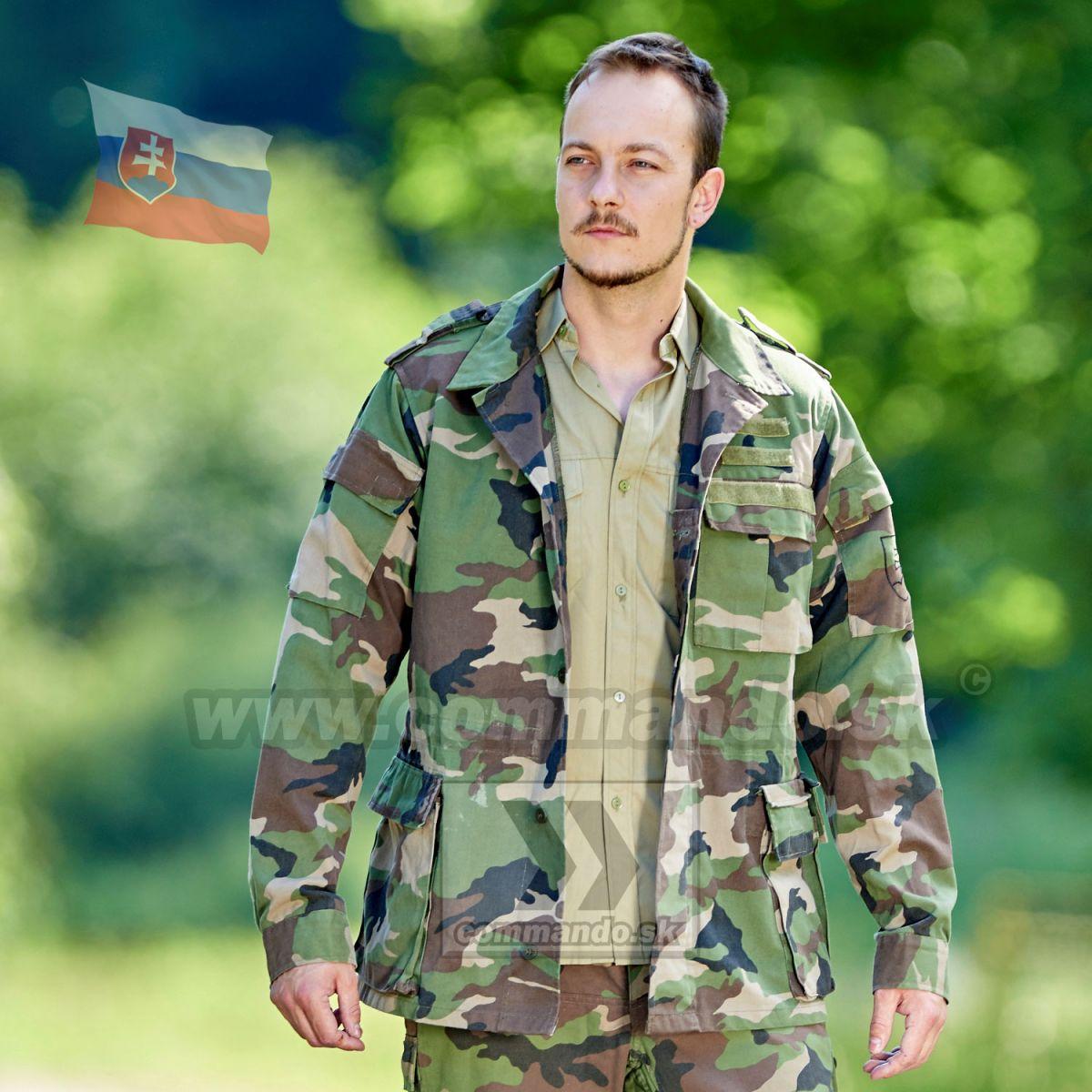 07445b9fc Slovenská vojenská blúza vz97 | Commando.sk