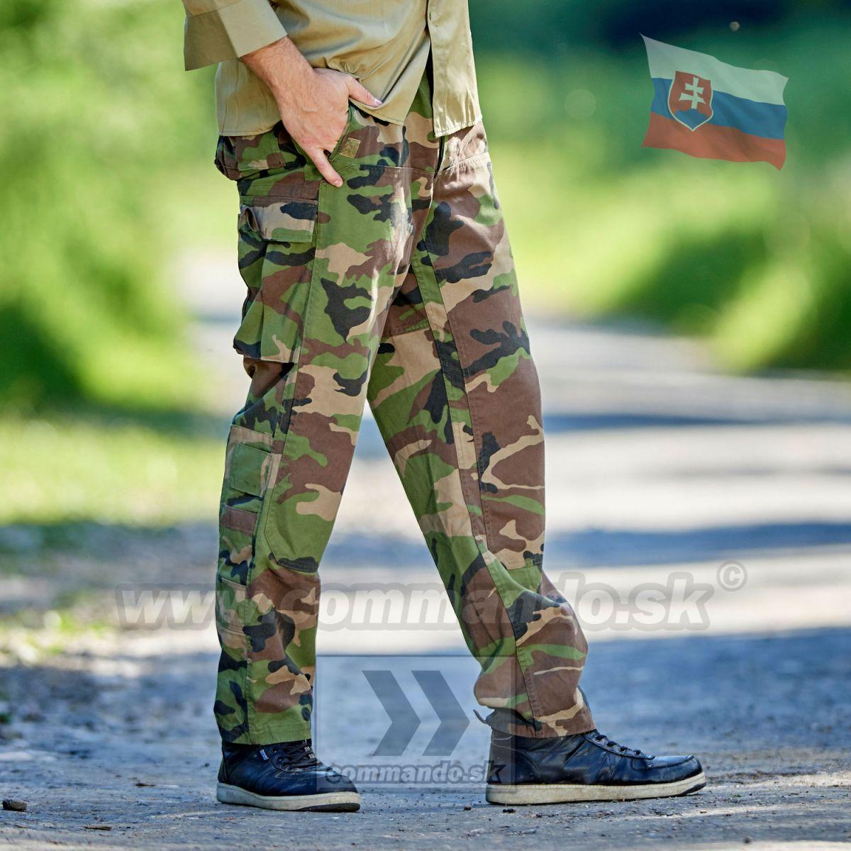 897260ebe Slovenské armádne nohavice vzor 97 | Commando.sk