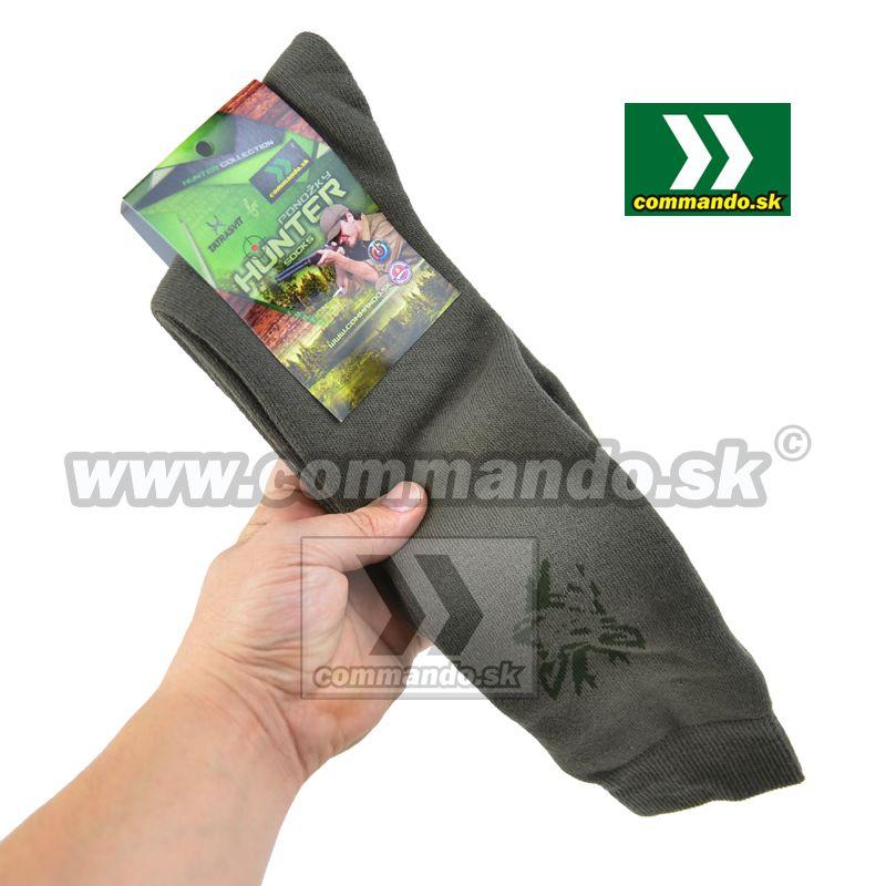 5fd24c09e63 Commando Hunter Socks funkčné podkolienky Olive