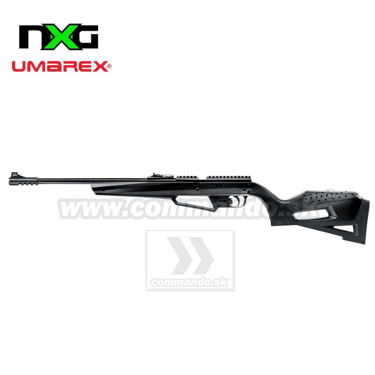 15d6d6fb1 Vzduchovka NXG APX Diabolo 4,5mm Airgun Pump Rifle | Commando.sk