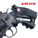 "Airsoft Revolver RUGER Super Hawk 6"" Black CO2 6mm"