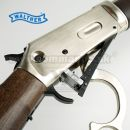 Vzduchovka Walther Lever Action Steel Finish CO2 4,5mm
