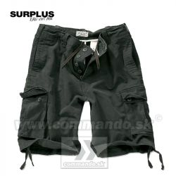 Bermudy Surplus Vintage Shorts Washed Black