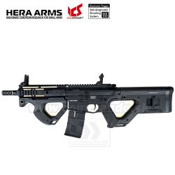 Airsoft Rifle HERA ARMS CQR ICS SSS Black AEG 6mm