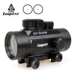 Kolimátor UTG Leapers 1x30 SCP-RD40RW Dot Sight