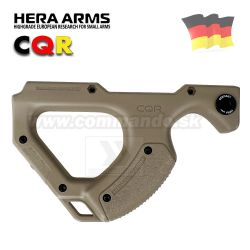 Hera Arms CQR Front Grip 21/22 mm TAN