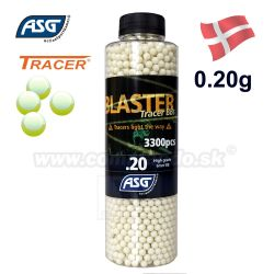 Airsoft Blaster Tracer 3300 ks BBs 0,20g High Grade