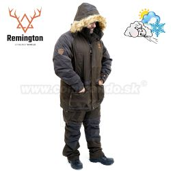 REMINGTON Hunting Suit Shadow Brown súprava