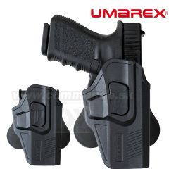 Puzdro Umarex Glock Model 1 Padlo, Paddle Holster