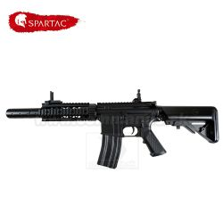 Airsoft Spartac SRT-15 M4 Metal Gear Box AEG 6mm