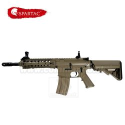 Airsoft Spartac SRT-19 M4 Metal Gear Box AEG 6mm