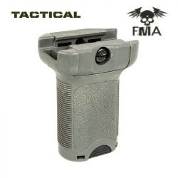 Angled vertical Grip-Mod 3, 21/22mm predná rúčka Foliage Green