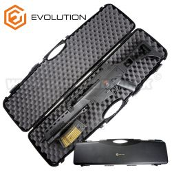 EVOLUTION Kufor na zbrane 95cm Rifle Hard Case
