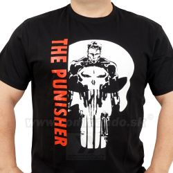 The Punisher Tričko Army