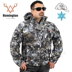 REMINGTON VECTOR Flisová Bunda Fleece Jacket