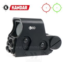 Kolimátor Kandar Graphic Sight 553 EOT Red + Green