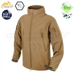 GUNFIGHTER Shark Skin Jacket softshellová bunda coyote