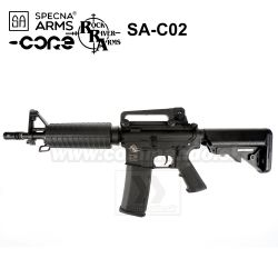 Airsoft Specna Arms CORE SA-C02 Black AEG 6mm