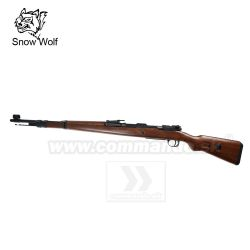 Airsoft Sniper SW Kar98 Snow Wolf manual 6mm