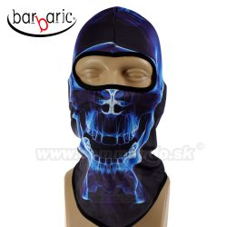 Barbaric Kukla Night Warrior Skull 2 Balaclava