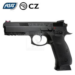 Airgun Pistol Vzduchovka CZ SP-01 Shadow CO2 GNB 4,5mm