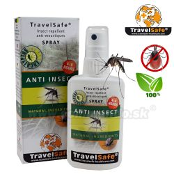 TravelSafe® repelent sprej Anti Insect Natural