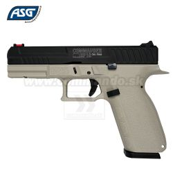 Airsoft Pistol COMMANDER DP18 CO2 GBB 6mm