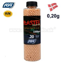 Airsoft Blaster Tracer BBs 0,20g 3300 ks High Grade
