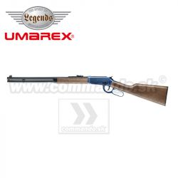 Vzduchovka Legends Cowboy Rifle blued CO2 4,5mm STEEL BB Airgun