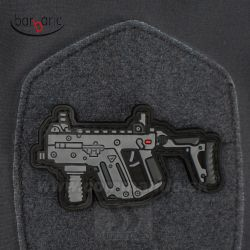 Gun Patch KRISS VECTOR 3D nášivka PVC