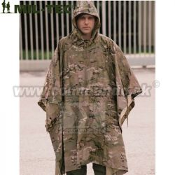 Pončo do dažďa US poncho, multicam