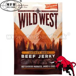 Wild West Beef Jerky Honey BBQ 70g sušené mäso